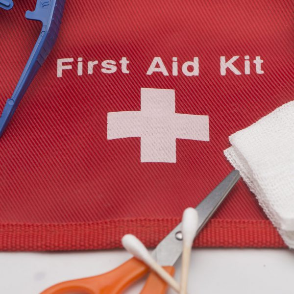 An intelligent first aid point for enterprises and institutions